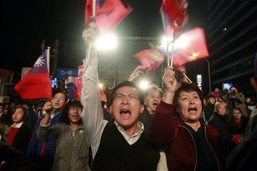 Taiwan Presidential Election